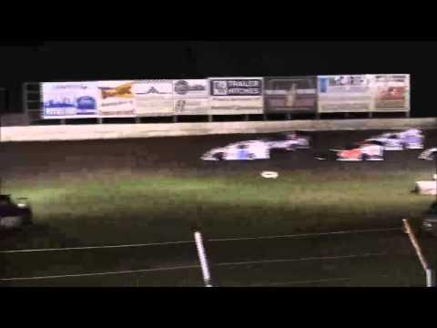 USMTS HEAT #4 Humboldt Speedway Hunt Race #2