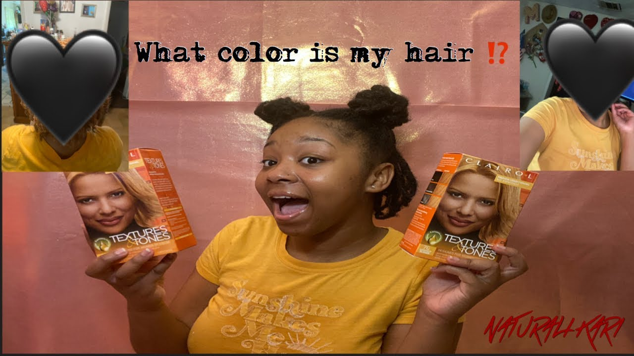 😳What color is my hair ⁉️| Hair Dye | 3 months | Locs | 2020|