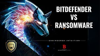 Bitdefender vs Unknown Ransomware