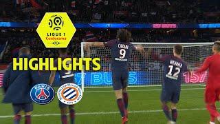 Paris Saint-Germain - Montpellier Hérault SC (4-0) - Highlights - (PARIS - MHSC) / 2017-18