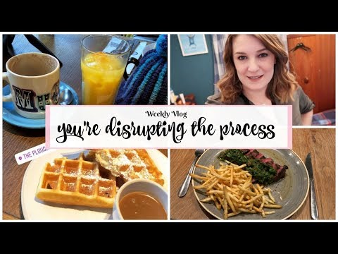 You're Disrupting The Process | Charlotte Ruff