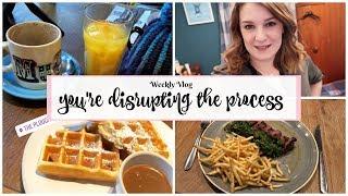 You're Disrupting The Process | Charlotte Ruff