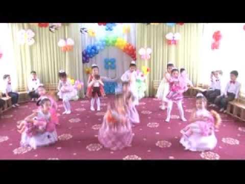 Танец с куклами. Видео Sirin