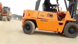 대우 두산 FD2톤 디젤지게차