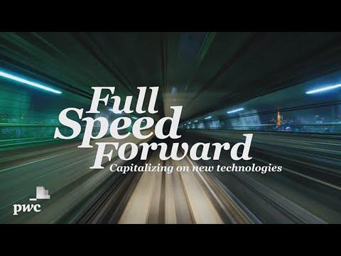 Full Speed Forward:  Capitalizing on emerging technologies