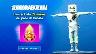 *FAST* FORTNITE REGALA *35 FREE LEVELS* BATTLE PASS 8 - YOU HAVE FEW HOURS!