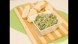 Homemade Spinach Dip recipe  Episode 192