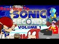 Reacting to Sonic Seconds: Volume 1