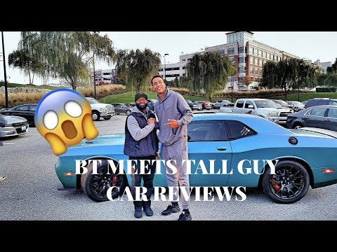 Baltimore Harbor Tall Guy Car Reviews Meet & Greet! (Mopar Madness🔥🔥)