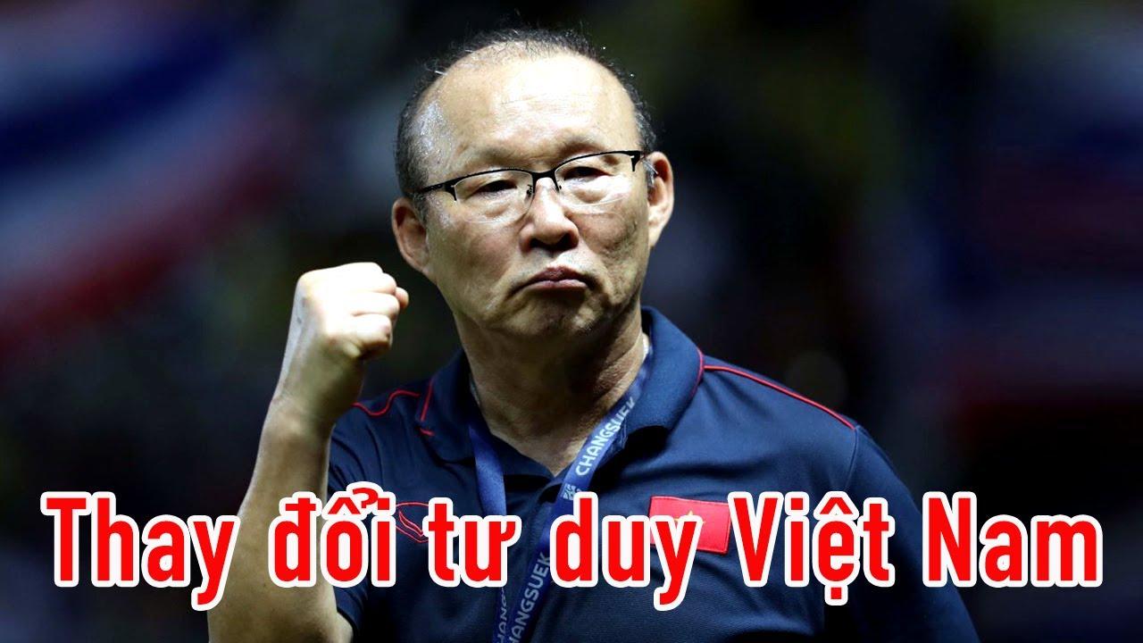 HLV Park Hang Seo toàn tập #6 Thay đổi tư duy cầu thủ Việt Nam