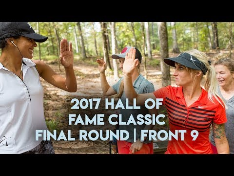 2017 Hall of Fame Classic - Rnd 3|Back 9 - Catrina Allen, Elaine King, Melody Waibel, Paige Pierce