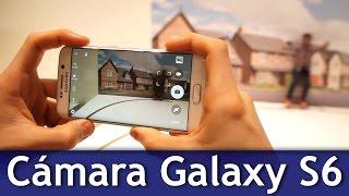 Samsung Galaxy S6: Análisis de la cámara en español