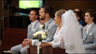 Colin and Ashton Wedding Video