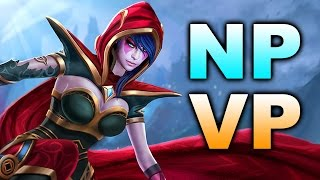 Team NP vs VP - 2x Double RAMPAGE! - Boston Major Dota 2