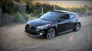 2013 Hyundai Veloster Turbo Review MPGomatic