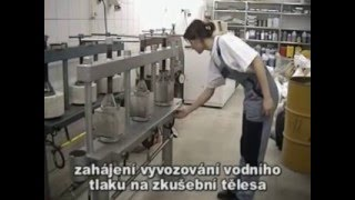 Zkoušení ztvrdlého betonu - Hloubka průsaku tlakovou vodou thumbnail