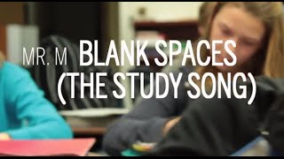 Blank Spaces (The Study Song) Taylor Swift Remix