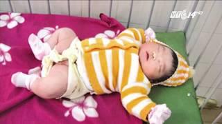 VTC14 | Bé trai sơ sinh 7,1 kg nặng nhất Việt Nam vừa chào đời