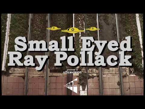 ALIEN INVASION FLEET - Small Eyed Ray Pollack