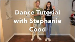 Dance tutorial with Stephanie Cood