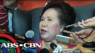 Bandila: Miriam to join 2016 presidential race