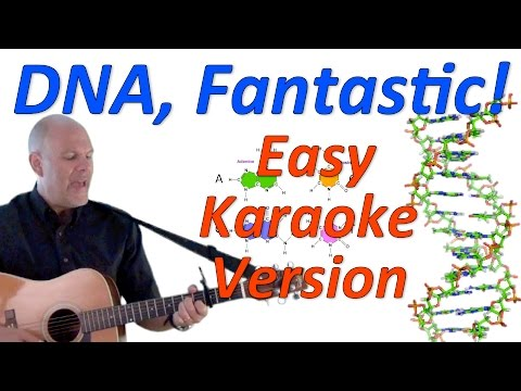 DNA, Fantastic! Easy Karaoke Version