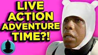 Live Action Adventure Time?!?! - (ToonedUp #141) | ChannelFrederator