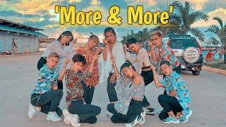 [KPOP IN PUBLIC] TWICE (트와이스) - MORE & MORE (커버댄스) Dance…