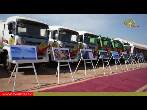 LAYING OF THE FOUNDATION STONE OF INFRASTRUCTURAL DEVELOPMENT IN URR (Part 3)