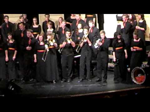 Roseburg high school- Vocal Fusion 2013