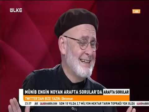 Arafta Sorular Esra Elönü - Konuk: Münib Engin Noyan (5 TEMMUZ 2015)