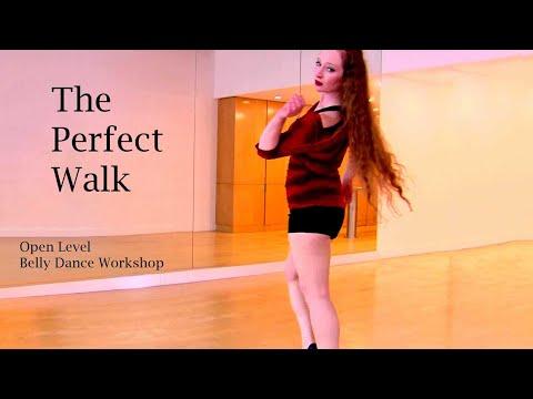 The Dancer's Perfect Walk