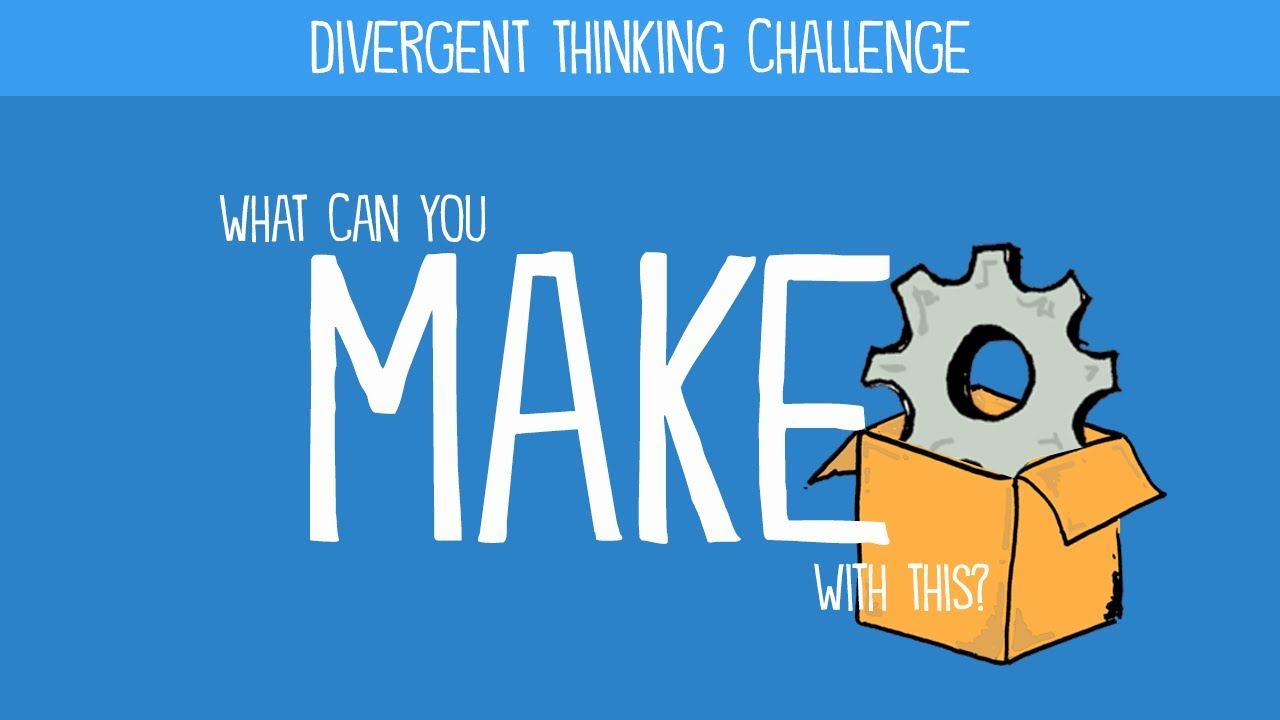 7 Ways to Inspire Divergent Thinking in the Classroom - John Spencer