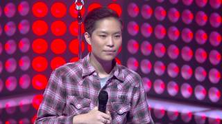 The Voice Thailand - พัด สุทธิภัทร - Creep - 14 Sep 2014