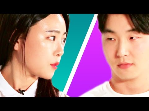 Thumbnail: Does Your Girlfriend Know You Better Than Your Best Friend? • Claire Vs. Cheeyoon