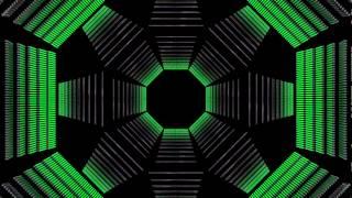 Cinema 4D Sound Effector to Doves - Darker