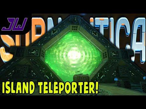 TELEPORTER BETWEEN ISLANDS! | Subnautica Full Release Gameplay | Episode 16