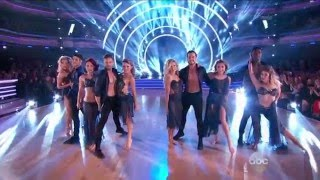 Dancing With The Stars Dance All Night Tour Cast Pro Performance