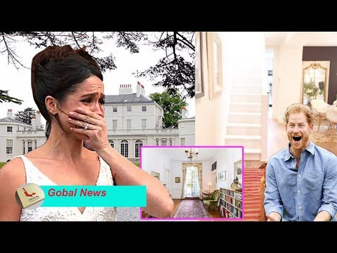 Meghan surprised by what Harry had renovated the new home, paying special attention to nursery