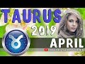 Taurus Monthly Horoscope April 2019
