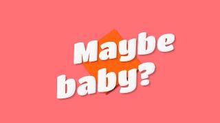 """""""Maybe baby?""""/ Выпуск 1 """"Выбор роддома"""" (23.11.15)"""