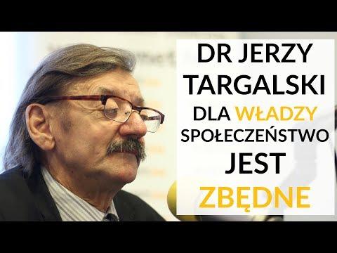 Dr Targalski: Aparat polityczny PiS do niczego się nie nadaje. Jego cechą jest to, że nie myśli