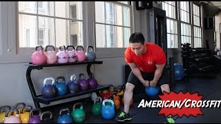 3 Types Of Kettlebell Swings