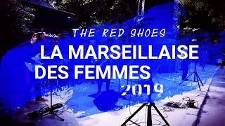 The Red Shoes - Extraits Concert La Marseillaise des femmes (Parc Borely - Marseille)