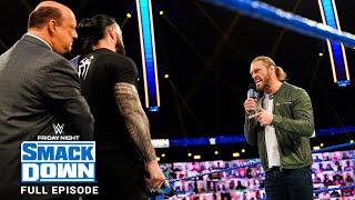 WWE SmackDown Full Episode, 19 February 2021