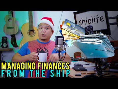 Managing Finances on a Cruise Ship | Ship Life