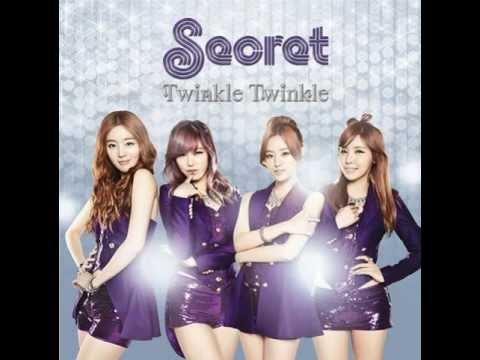 [MP3/DL] 01. Secret - TWINKLE TWINKLE.