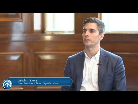 Interview with DigitalX CEO Leigh Travers