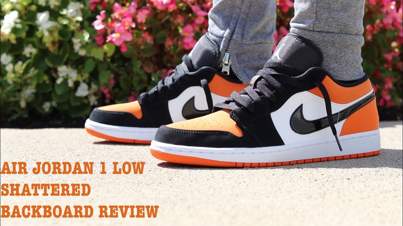 REVIEW AND ON FEET OF THE AIR JORDAN 1 LOW