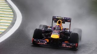Top 5 Races of The 2013 Formula 1 Season